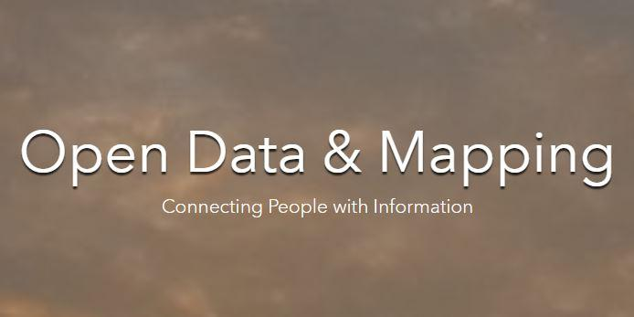 Open data site image