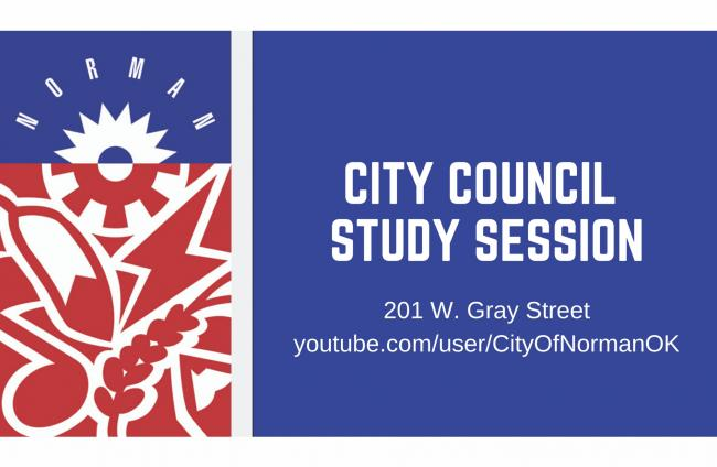City Council Study Session