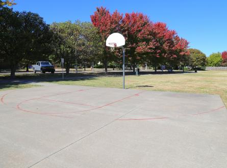Brookhaven Park Basketball Court