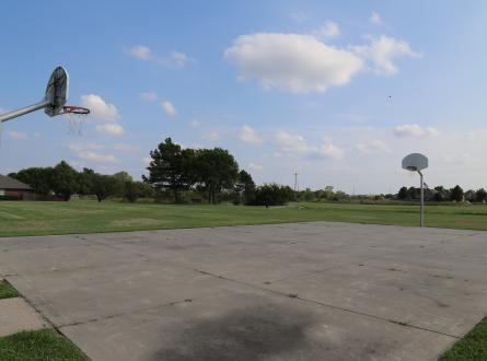 Berkley Park Basketball Court
