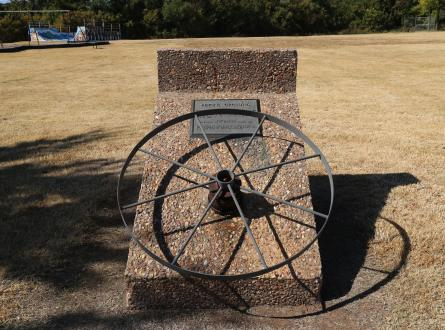 Adkins Crossing Wheel