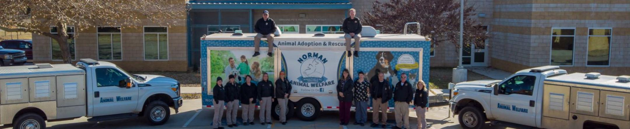 Animal Welfare - Staff Photo
