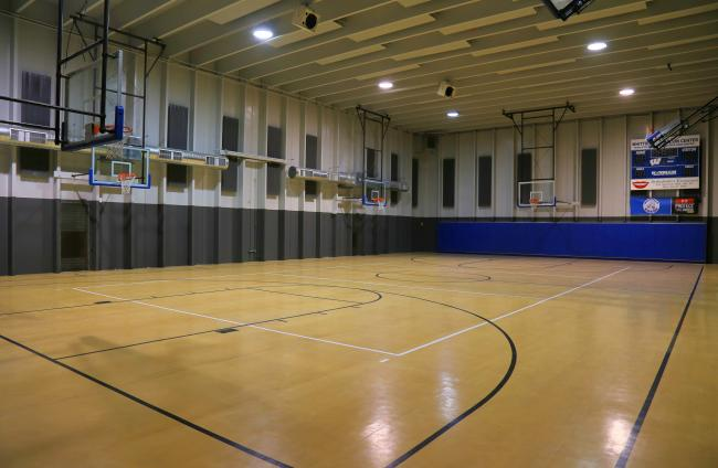 Whittier Gym