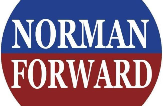 Norman Forward Logo