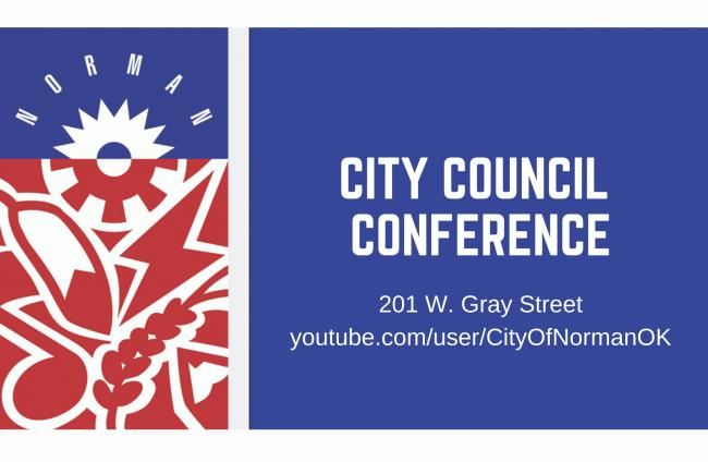 City Council Conference
