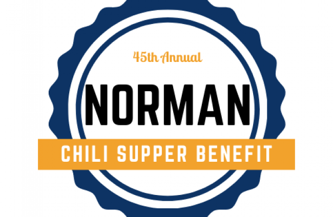 Norman Chili Supper Benefit Logo