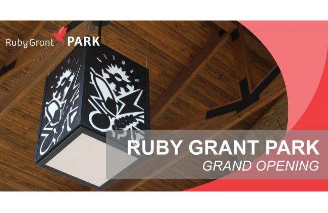 Ruby Grant Park Grand Opening